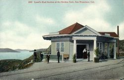 Land's End Station at the Golden Gate