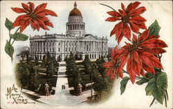A Merry Xmas - The California State Capitol
