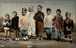 Children of New Chinatown