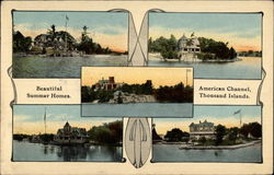 Beautiful Summer Homes, American Channel