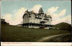 Adirondack Mountains, Lake Placid Inn