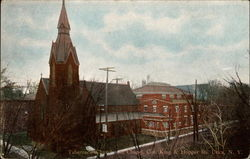 Tabernacle Church and Chapel, Cor. King & Hopper Sts