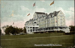 The Frontenac Postcard