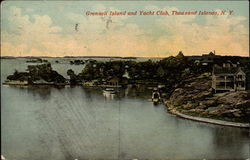Grennell Island and Yacht Club