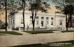 Roswell P. Flower Memorial Library