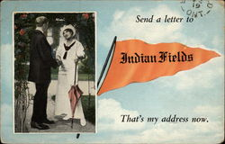 Send a Letter to Indian Fields