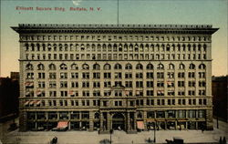 Ellicott Square Bldg