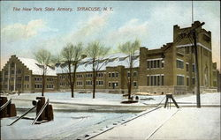 The New York State Armory
