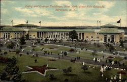 Dairy and Grange Buildings, New York State Fair Grounds