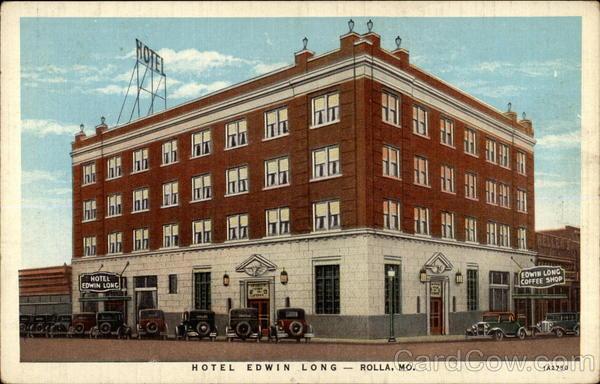 Hotel Edwin Long