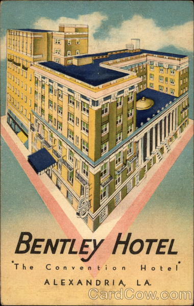 Bentley Hotel Alexandria Louisiana