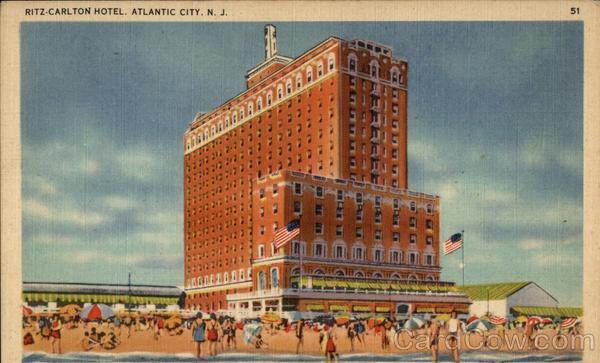 Ritz-Carlton Hotel Atlantic City, NJ