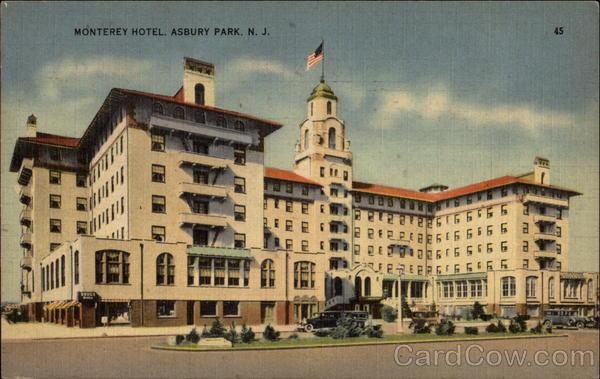 monterey hotel asbury park nj. Black Bedroom Furniture Sets. Home Design Ideas