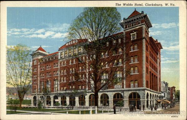 Save the Waldo Hotel Clarksburg WV on GoFundMe - $210