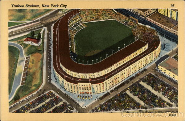 Yankee Stadium New York City