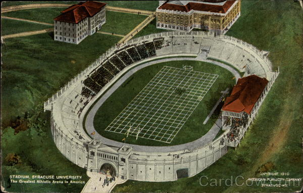 Stadium, Syracuse University New York