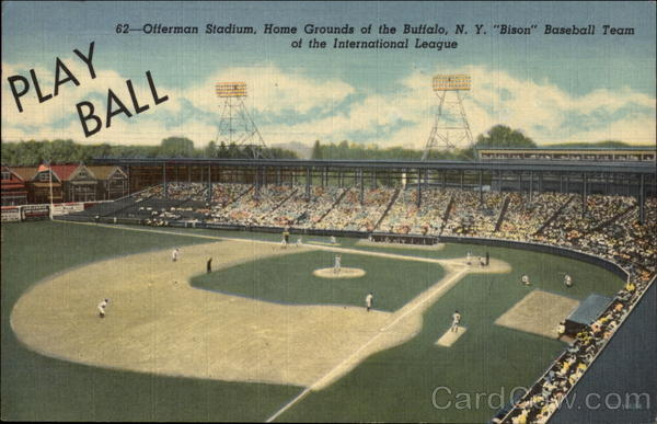 Offerman Stadium Buffalo New York