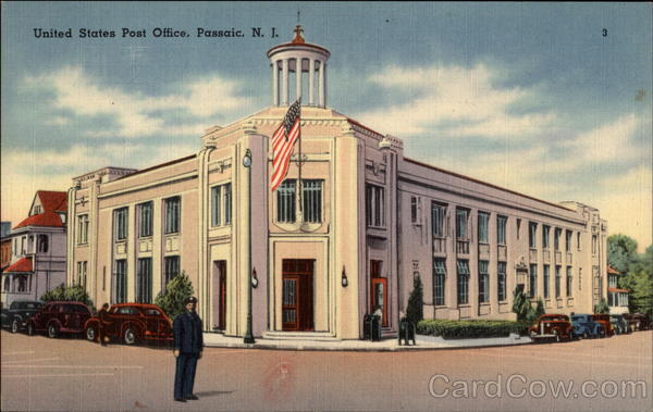 United states post office passaic nj - Post office us post office ...