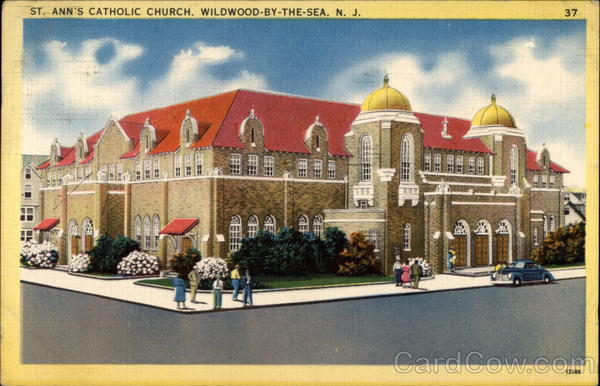 St. Ann's Catholic Church Wildwood-by-the-Sea New Jersey