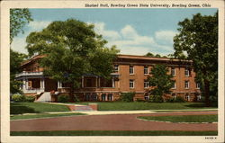 Shatzel Hall, Bowling Green State University