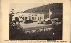 Foreman's Mountain View Cafe