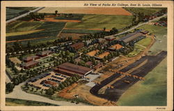 Air view of Parks Air College