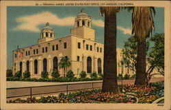 Terminal Annex, United States Post Office Postcard