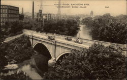 Hamlet Bridge, Blackstone River