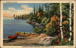 Along the Shore, Newfound Lake