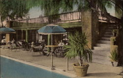 Jokake Inn - The Swimming Pool and Sun Deck