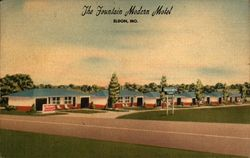 The Fountain Modern Motel