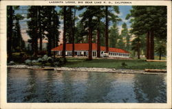 Lagonita Lodge, Big Bear Lake P. O