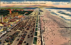 San Francisco Beach and Great Highway