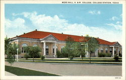 Mess Hall, A&M College