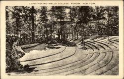 Amphitheatre, Wells College
