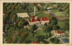Airplane View of Mitchell College