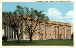 Guion Hall, A. & M. College