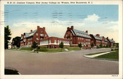 Jamison Campus, New Jersey College for Women