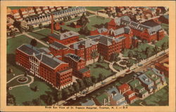 Birds Eye View of St. Francis Hospital