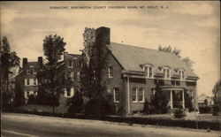 Dormitory, Burlington County Childrens Home