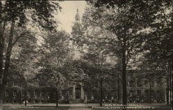 Nassau Hall, Princeton University