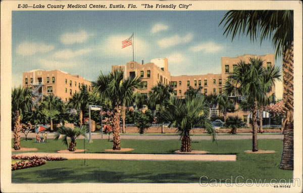 Lake County Medical Center Eustis Florida