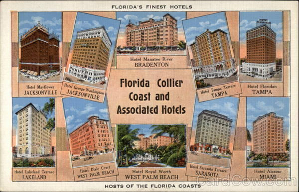 Hosts of the Florida Coasts