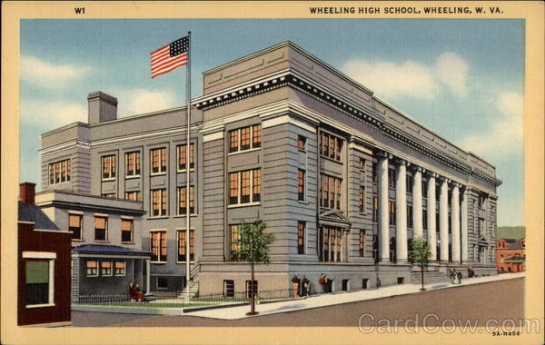 Wheeling High School West Virginia