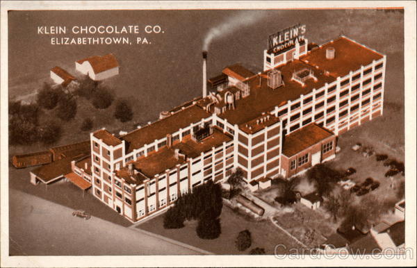 Klein Chocolate Co Elizabethtown Pennsylvania