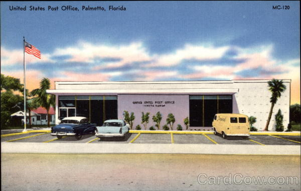 United states post office palmetto fl - United states post office ...