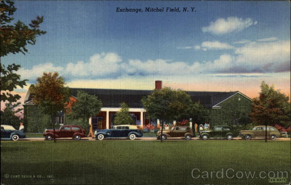 Exchange, Mitchel Field Mitchel AFB New York
