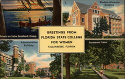 Scenes from Florida State College for Women