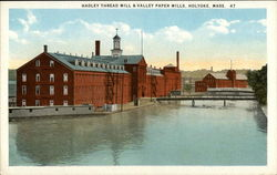 Hadley Thread Mill & Valley Paper Mills