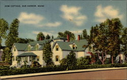 Dow Cottage, Bar Harbor, Maine